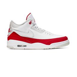 Air Jordan 3 Retro TH SP - White/Uni Red Nuetral G
