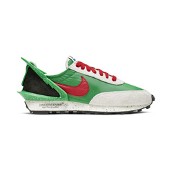 Nike Womens DBreak/Undercover- Green/Uni Red-Sail