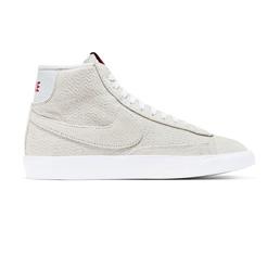 Nike Blazer MID QS UD - Sail/Sail-Deep Royal