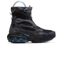 Nike x Undercover React Boot - Black/Blue Nebula