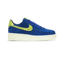 W' Nike x Olivia Kim Air Force 1' 07- Hyper Blue