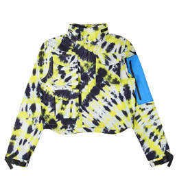 W' Nike NRG x Off White Jacket #27 - Volt