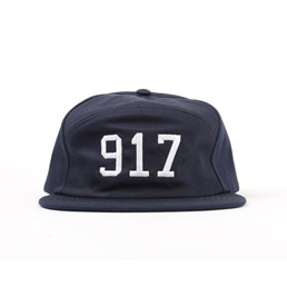 Call Me 917 USA Cap Navy