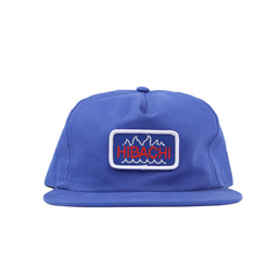 Call Me 917 Hibachi Hat Blue