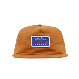 Call Me 917 Hibachi Hat Brown