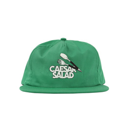 Call Me 917 Caesar Salad Hat Green