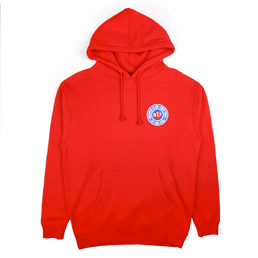 Call Me 917 Club Pullover Hood Red