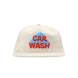 Call Me 917 Car Wash Hat Creme