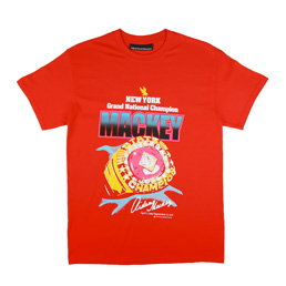 Call Me 917 Makey Championship T-Shirt Red