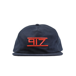 Call Me 917 Sound System Hat Navy