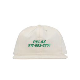 Call Me 917 Relax Hat White