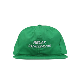 Call Me 917 Relax Hat Green