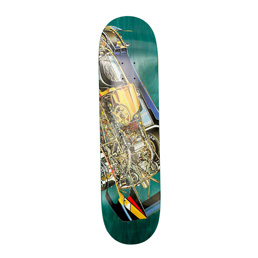 Call Me 917 Racer Two Deck 8.25""