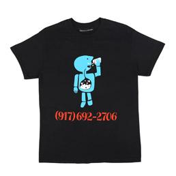 Call Me 917 Aidan Mackey T-Shirt Black
