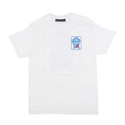 Call Me 917 Life Coach T-Shirt White