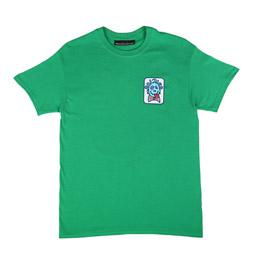 Call Me 917 Life Coach T-Shirt Green