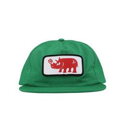 Call Me 917 Rhino Hat Green