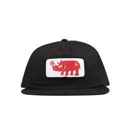 Call Me 917 Rhino Hat Black