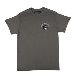 Call Me 917 Wavy Wade T-Shirt Charcoal