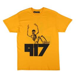 Call Me 917 Jody T-Shirt Yellow