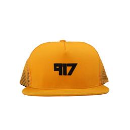 Call Me 917 Jody Hat Yellow