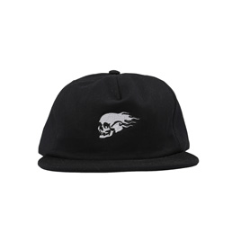 Call Me 917 Hot Skull Hat Black