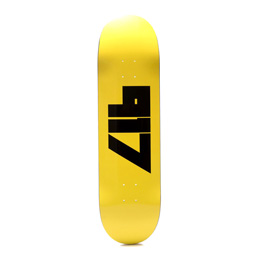 "Call Me 917 Jody Deck 8.38"" Yellow"