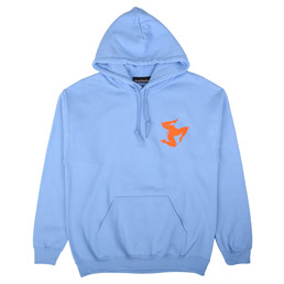 Call Me 917 Surf Legs Pullover Hood Blue