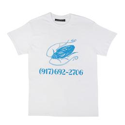 Call Me 917 Pest T-Shirt White