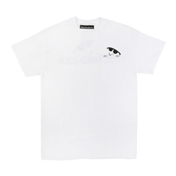 Call Me 917 Boogie Pocket T-Shirt White