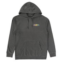Call Me 917 Racer Pullover Hood Washed Black