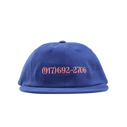 Call Me 917 Dialtone Hat Navy
