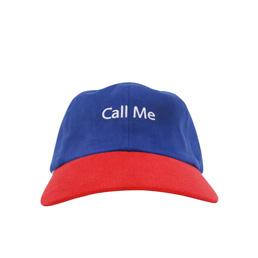Call Me 917 Call Me Cap - Blue