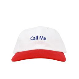 Call Me 917 Call Me Cap - White