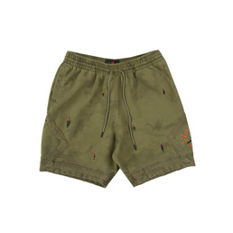 Jordan x Travis Scott Shorts - Medium Olive