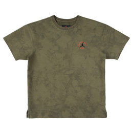 Jordan x Travis Scott Suede Top - Medium Olive