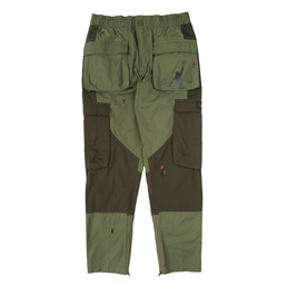 Jordan x Travis Scott Emb Cargo Pant - Medium Oliv