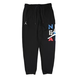 Jordan Legacy AJ4 Pant - Black/White
