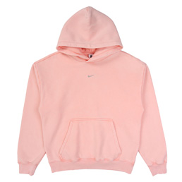 W' Nike x Olivia Kim Hoodie - Bleached Coral