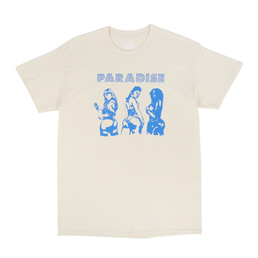 PARADIS3 Brickhouse SS T-Shirt Natural