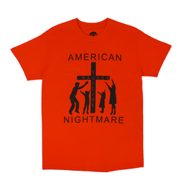 PARADIS3 Am Nightmare I SS T-Shirt Red