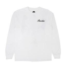 PARADIS3 Soto Gang LS T-Shirt White