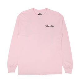 PARADIS3 Soto Gang LS T-Shirt Pink