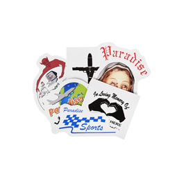 PARADIS3 Sticker Pack B Multi