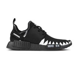 Adidas x NBHD NMD R1 Black/Black/ White