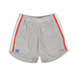 Adidas x Palace Shorts Grey/ Red