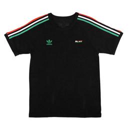 Adidas x Palace T-Shirt Black/ Green