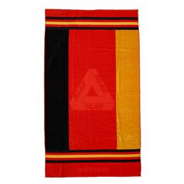 Adidas x Palace Towel Red/ Black