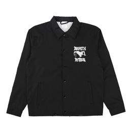 Death Rites Altar Of Sacrifice Jacket - Black