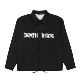 Death Rites Curse Of the Pharaohs Jacket - Black